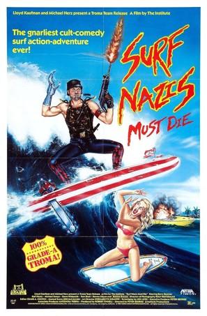 Surf Nazis Must Die - Movie Poster (thumbnail)