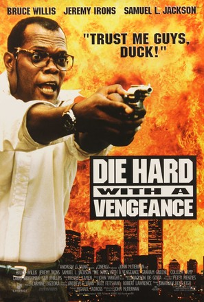 Die Hard: With a Vengeance - Movie Poster (thumbnail)