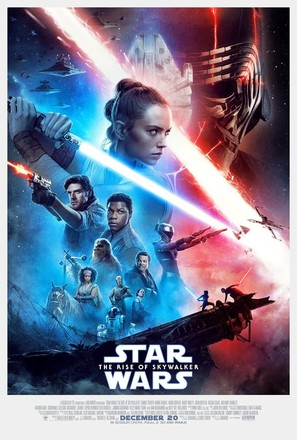 Star Wars: The Rise of Skywalker - Movie Poster (thumbnail)