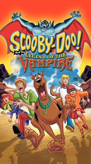 Scooby-Doo and the Legend of the Vampire - Movie Poster (thumbnail)