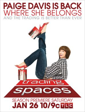 """""""Trading Spaces"""" - poster (thumbnail)"""