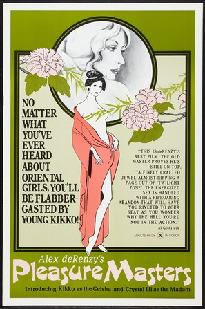 The Pleasure Masters: Kikko & Lil - Movie Poster (thumbnail)