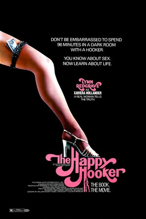The Happy Hooker - Movie Poster (thumbnail)