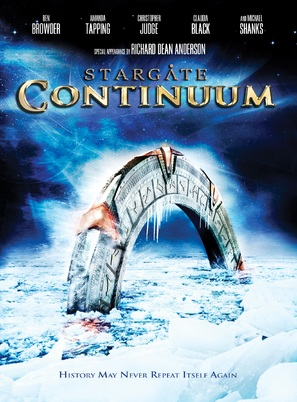 Stargate: Continuum - Movie Poster (thumbnail)