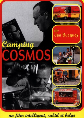 Camping Cosmos - French poster (thumbnail)