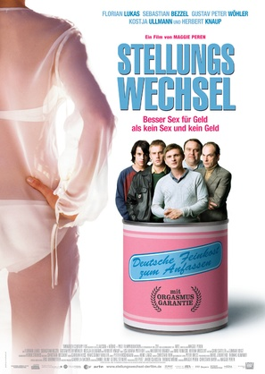 Stellungswechsel - German Movie Poster (thumbnail)