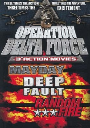 Operation Delta Force 2: Mayday - DVD cover (thumbnail)