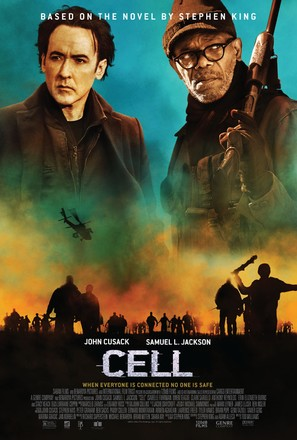 Cell - Movie Poster (thumbnail)