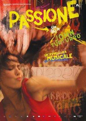 Passione - Italian Movie Poster (thumbnail)