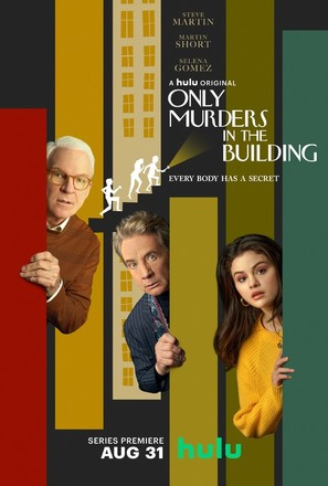 """""""Only Murders in the Building"""" - Movie Poster (thumbnail)"""