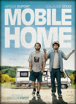 Mobil Home - French Movie Poster (thumbnail)