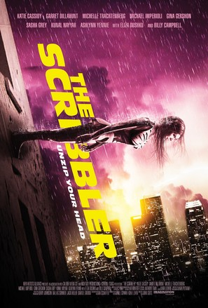 The Scribbler - Movie Poster (thumbnail)