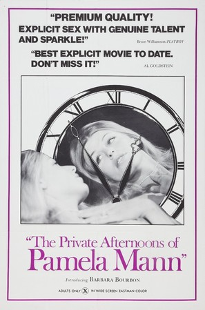The Private Afternoons of Pamela Mann - Movie Poster (thumbnail)