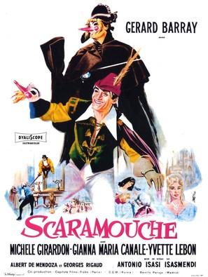 La máscara de Scaramouche