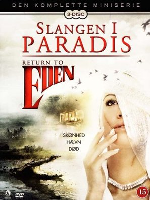 """Return to Eden"" - Danish DVD movie cover (thumbnail)"