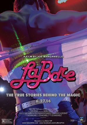 La Bare - Movie Poster (thumbnail)