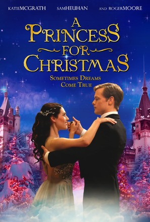 A Princess for Christmas - Movie Poster (thumbnail)