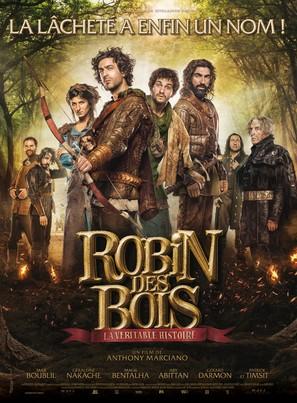 Robin des Bois, la véritable histoire - French Movie Poster (thumbnail)