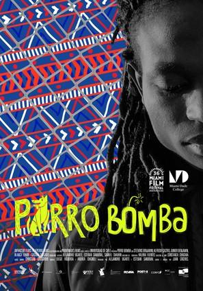 Perro Bomba - Chilean Movie Poster (thumbnail)