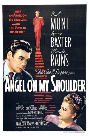 Angel on My Shoulder - Movie Poster (thumbnail)
