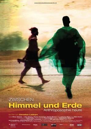 Zwischen Himmel und Erde - Anthroposophie heute - Swiss Movie Poster (thumbnail)