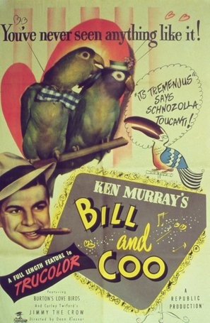 Bill and Coo - Movie Poster (thumbnail)