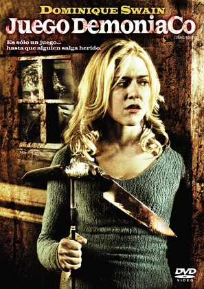 Dead Mary - Argentinian DVD cover (thumbnail)