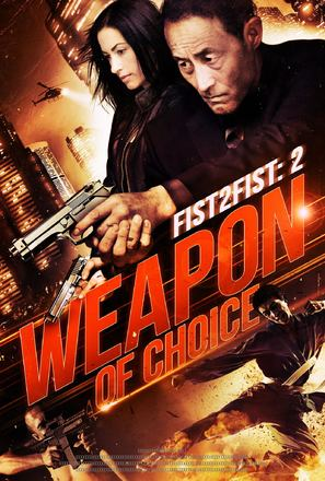 Weapon of Choice - Movie Poster (thumbnail)