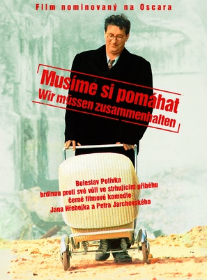 Musíme si pomáhat - Czech Movie Cover (thumbnail)