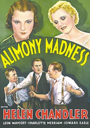 Alimony Madness - DVD movie cover (thumbnail)