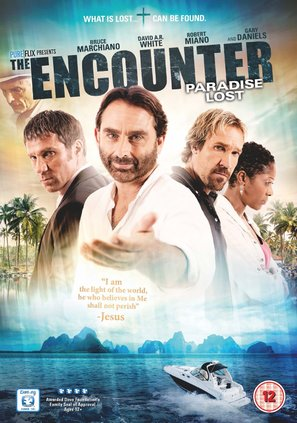 The Encounter: Paradise Lost - British DVD cover (thumbnail)