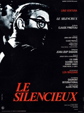 Le silencieux - French Movie Poster (thumbnail)