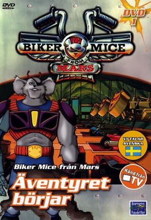 """Biker Mice from Mars"" - Swedish poster (thumbnail)"