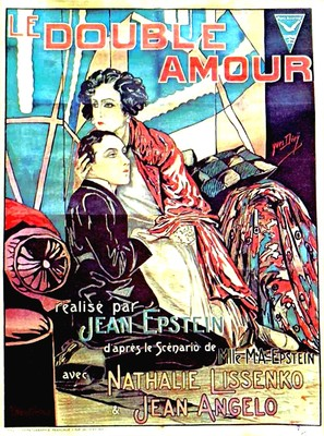 Le double amour - French Movie Poster (thumbnail)