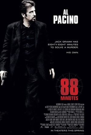 88 Minutes - Movie Poster (thumbnail)