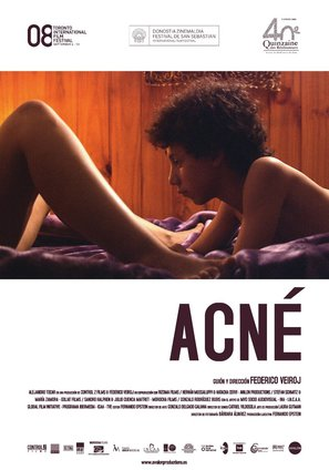 Acné - Spanish Movie Poster (thumbnail)