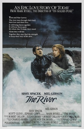 The River - Movie Poster (thumbnail)