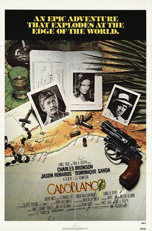 Caboblanco - Movie Poster (thumbnail)