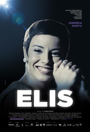 Elis - Brazilian Movie Poster (thumbnail)