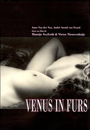 Venus in Furs - Dutch Movie Poster (thumbnail)