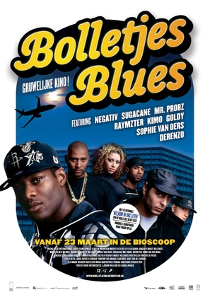 Bolletjes blues! - Dutch Movie Poster (thumbnail)