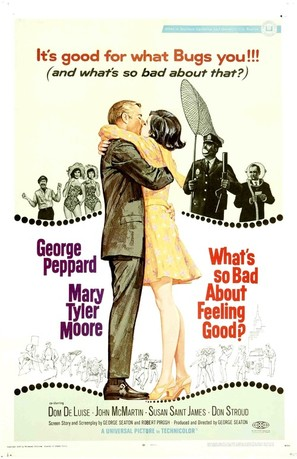What's So Bad About Feeling Good? - Movie Poster (thumbnail)