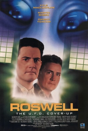 Roswell - Movie Poster (thumbnail)