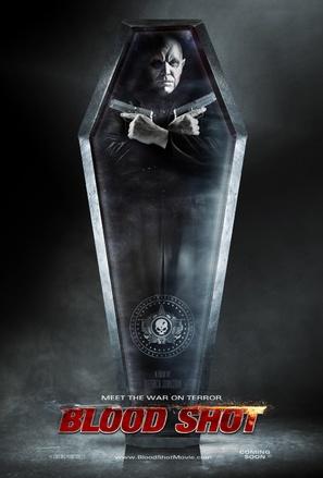 Blood Shot - Movie Poster (thumbnail)