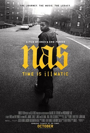 Time Is Illmatic - Movie Poster (thumbnail)
