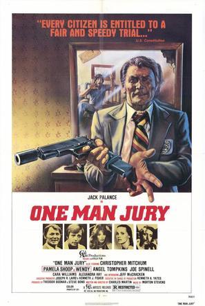 The One Man Jury