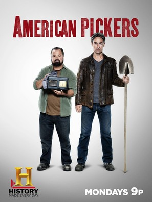 """American Pickers"" - Movie Poster (thumbnail)"