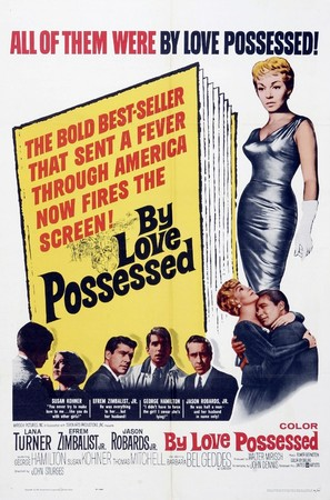 By Love Possessed - Movie Poster (thumbnail)