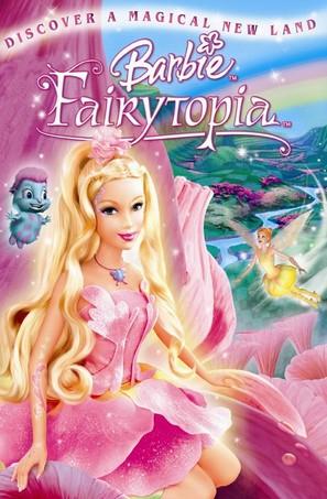 Barbie: Fairytopia - DVD cover (thumbnail)