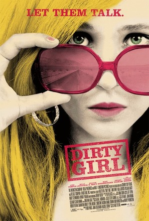 Dirty Girl - Movie Poster (thumbnail)